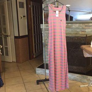 Ralph Lauren size Small Hooded Dress
